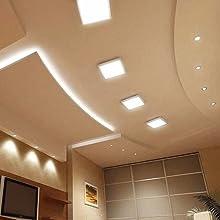 surface led panel light surface led down light surface mount down light conceal light