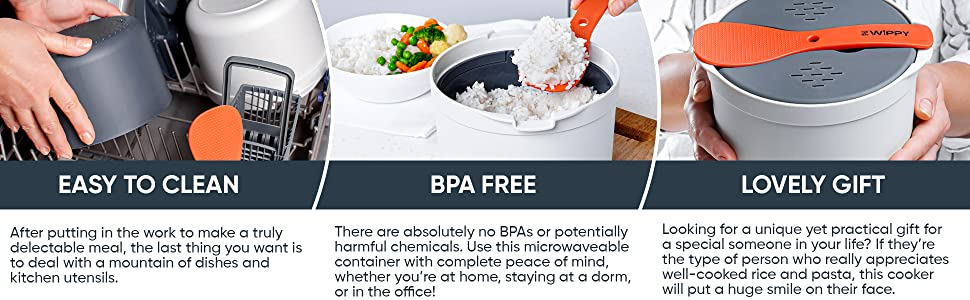 Easy to clean bpa free perfect gift