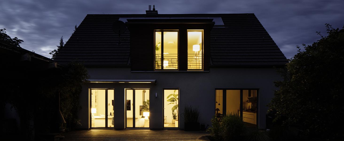 Bosch Smart Home Presence Simulation