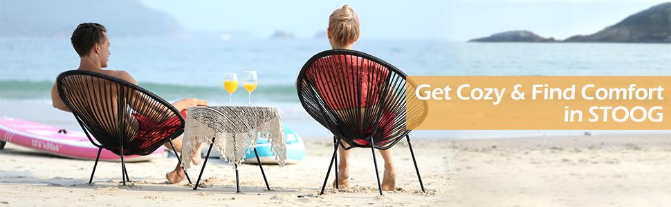 Acapulco Lounge Chairs