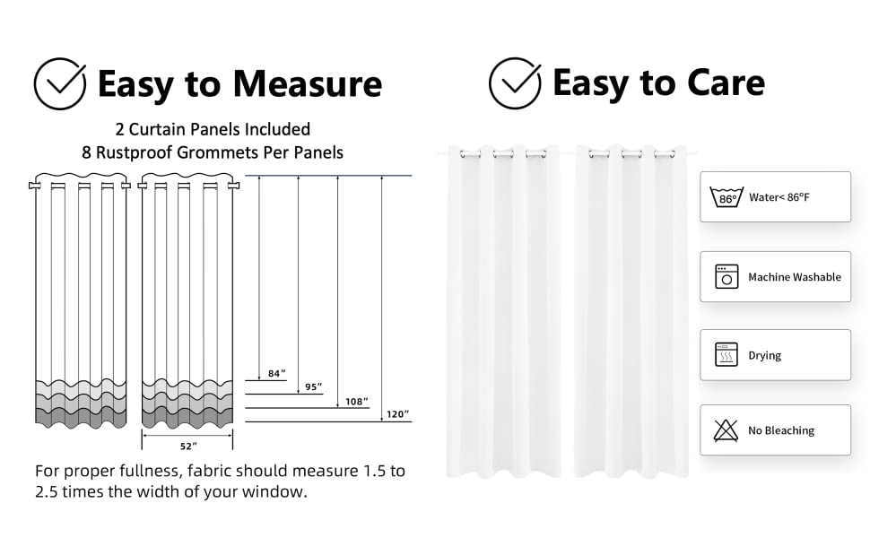 Easy to Measure, Easy to Care