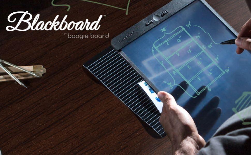 Boogie Board Blackboard reusable notebooks