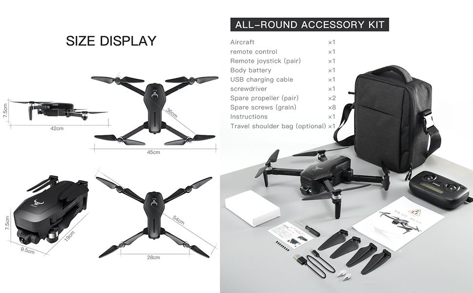 Flashandfocus.com 793b624a-5569-48d0-bb9b-6892a0283671.__CR0,0,970,600_PT0_SX970_V1___ AIROKA Beast SG906 Pro 2 4K Camera RC Drone with GPS Three-Axis Self-Stabilizing Gimbal 5G WiFi Anti-Shake Gimbal…