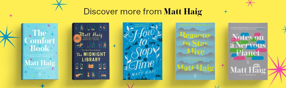 Discover More From Matt Haig