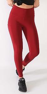 Yoga pants plus size for women