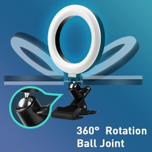 Winkel ändert sich, 360 ° einstellbar