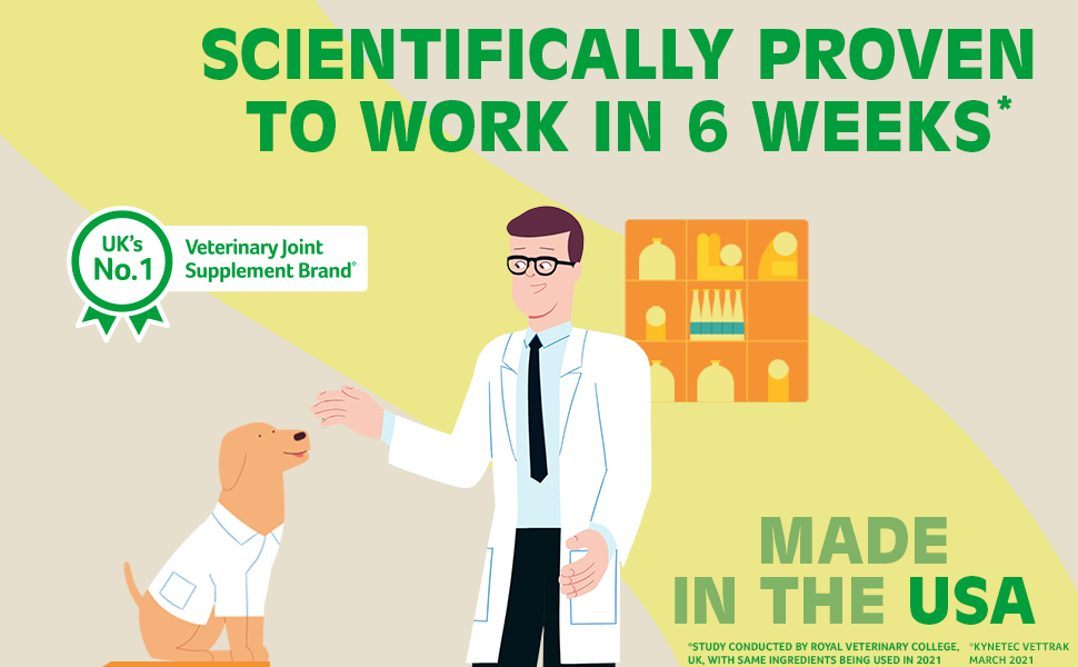 proven to work in 6 weeks