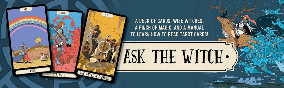 ask the witch banner