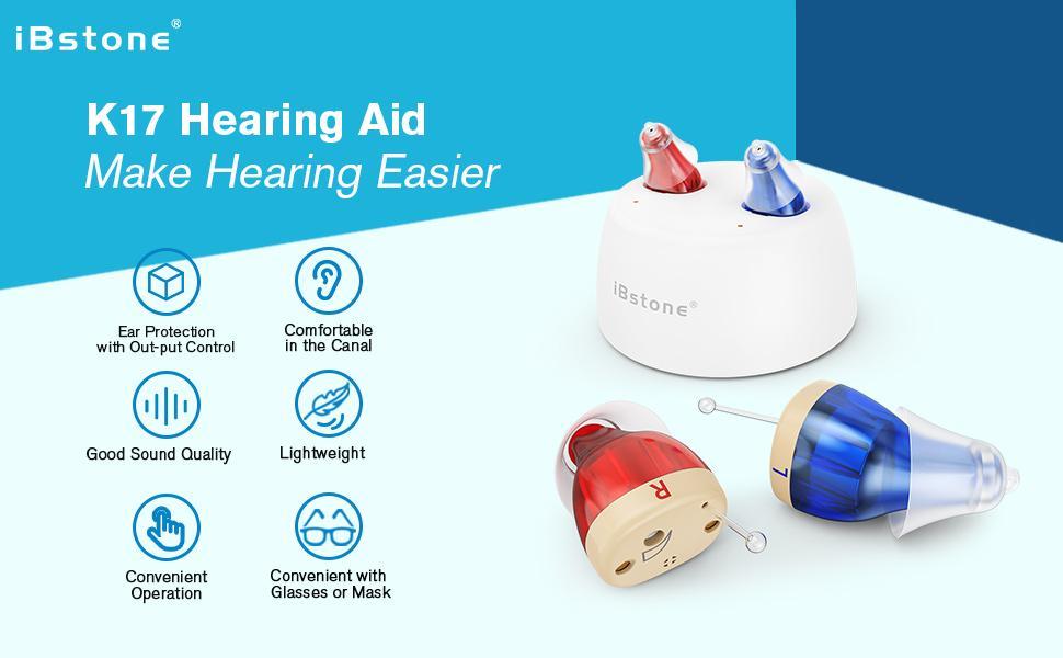 k17 hearing aid