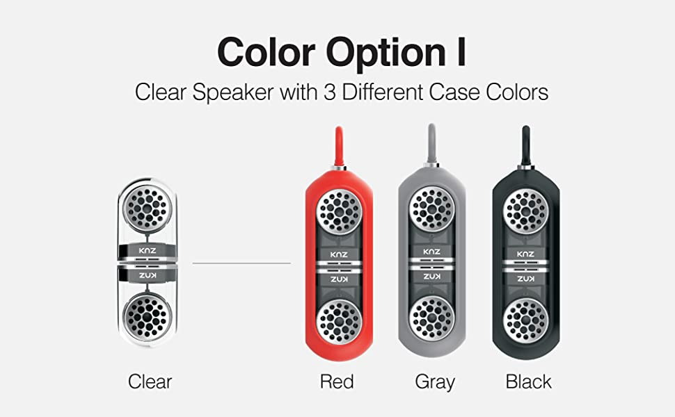 Clear Color Option 1