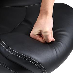 thick cushion