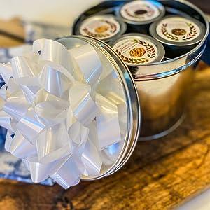 BBQ Bucket amp; Pit Master Gift Set | Top Tin Open | Gourmet