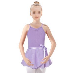 girls ballet dress ballet leotards with skirt