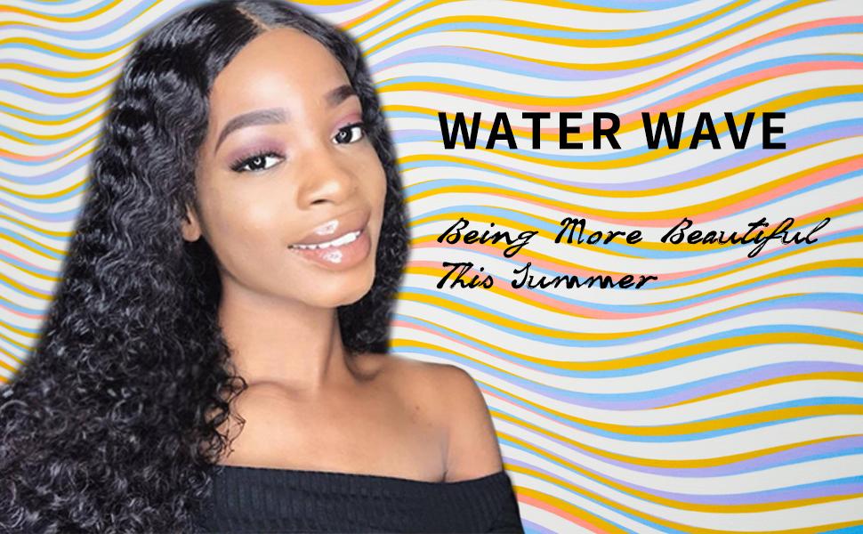 water wave bundles