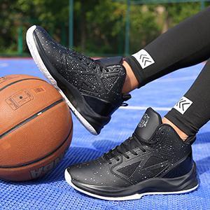 basketball shoes black