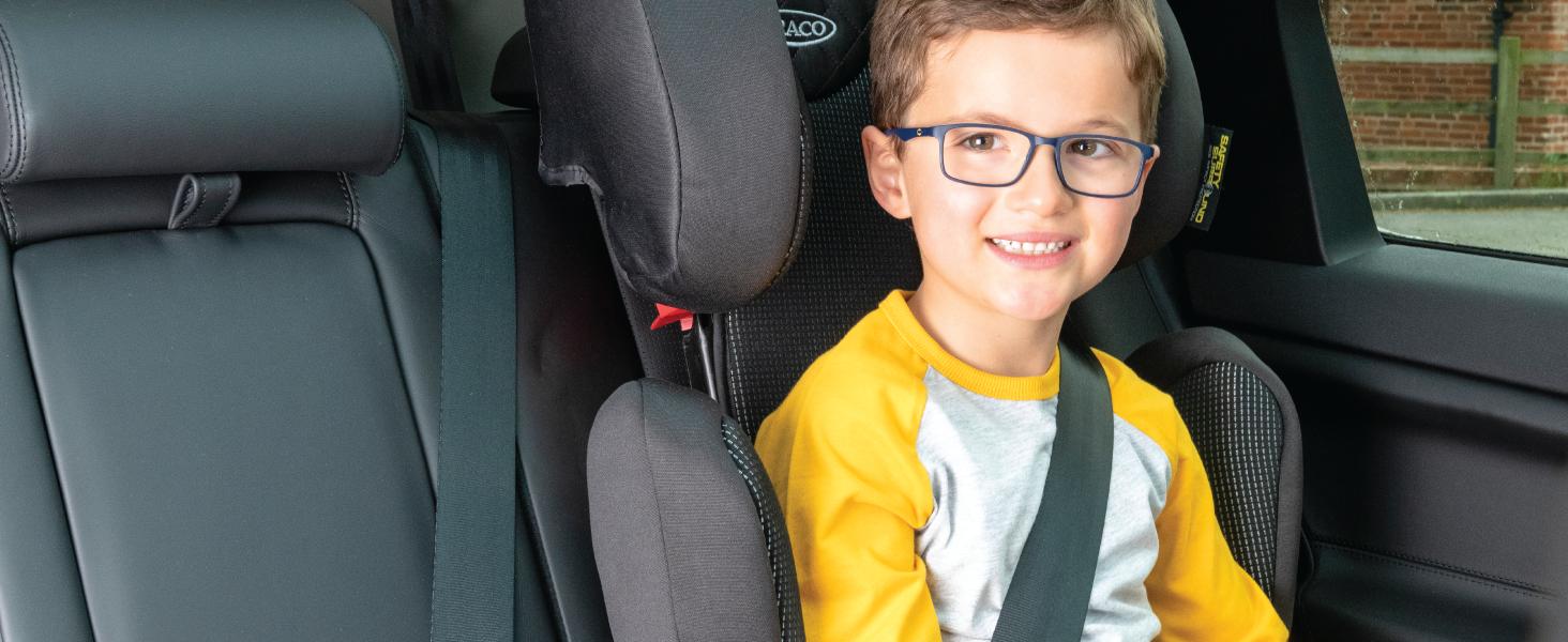Graco Affix Kindersitz 15-36 kg, Autokindersitz ab 4 bis 12 Jahren, Gruppe 2/3: Ist es der BESTE Autositz? Wir sehen uns das genauer an - sillitasparacoche.com/de/