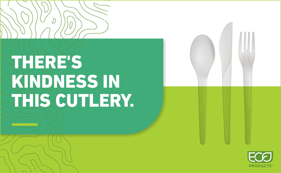 Eco-Products Renewable Cutlery
