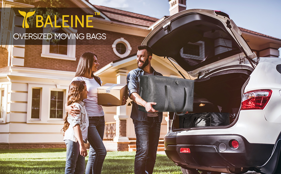 moving bags