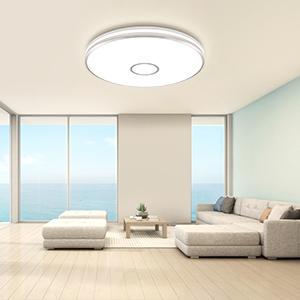plafonnier led luminaire salle de bain lampe plafond cuisine chambre salon plafonniers interieur