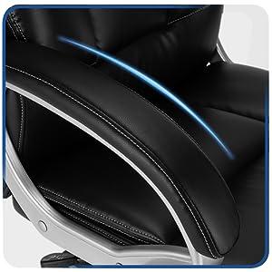 padded armrest