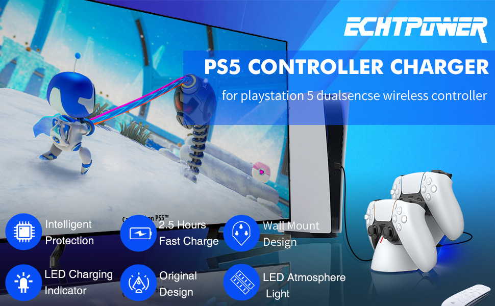ps5 controller charger