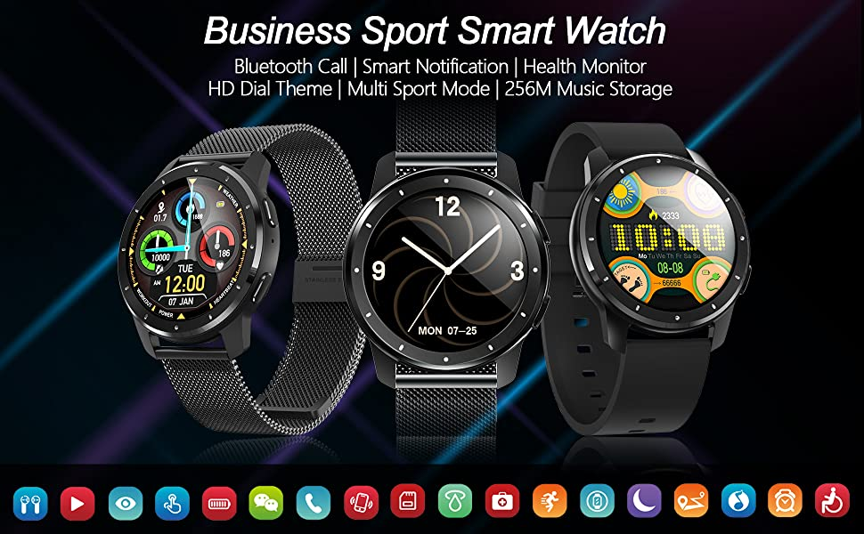 Business Sport Smart Watch