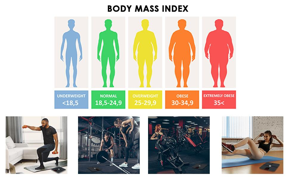 ActiveX Ivy Plus BMI scale