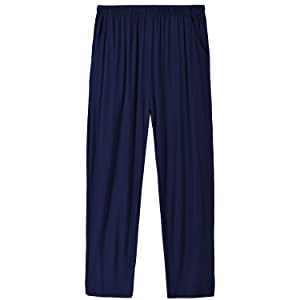 Blue pyjama bottoms mens