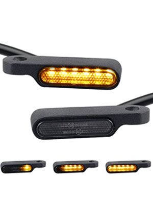 turn signal light handlebar marker light