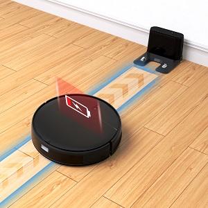 robotic vacuum cleaner mop