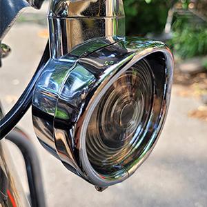 Visor Style Turn Signal Trim Ring