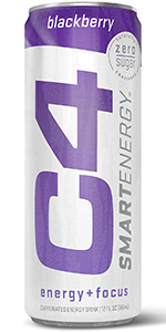 C4 Smart Energy Natural Energy Drink