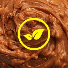 crunchy peanut butter chocolate