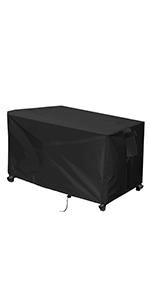 Fire Pit Covers Rectangular