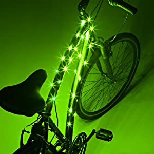 Green Cosmicbrightz