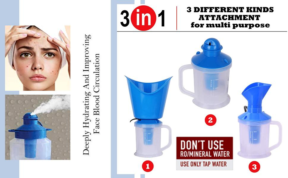 Better Improves the health of facial skin:-