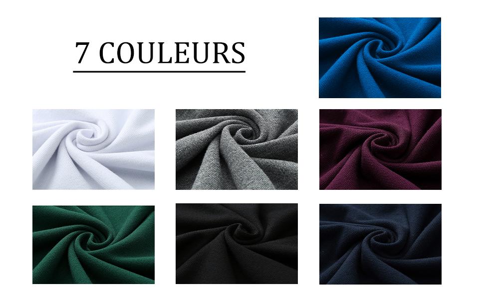 7 colores para tus elecciones