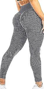 Scrunch leggings