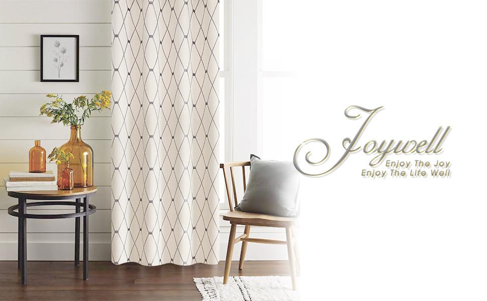 Joywell curtains