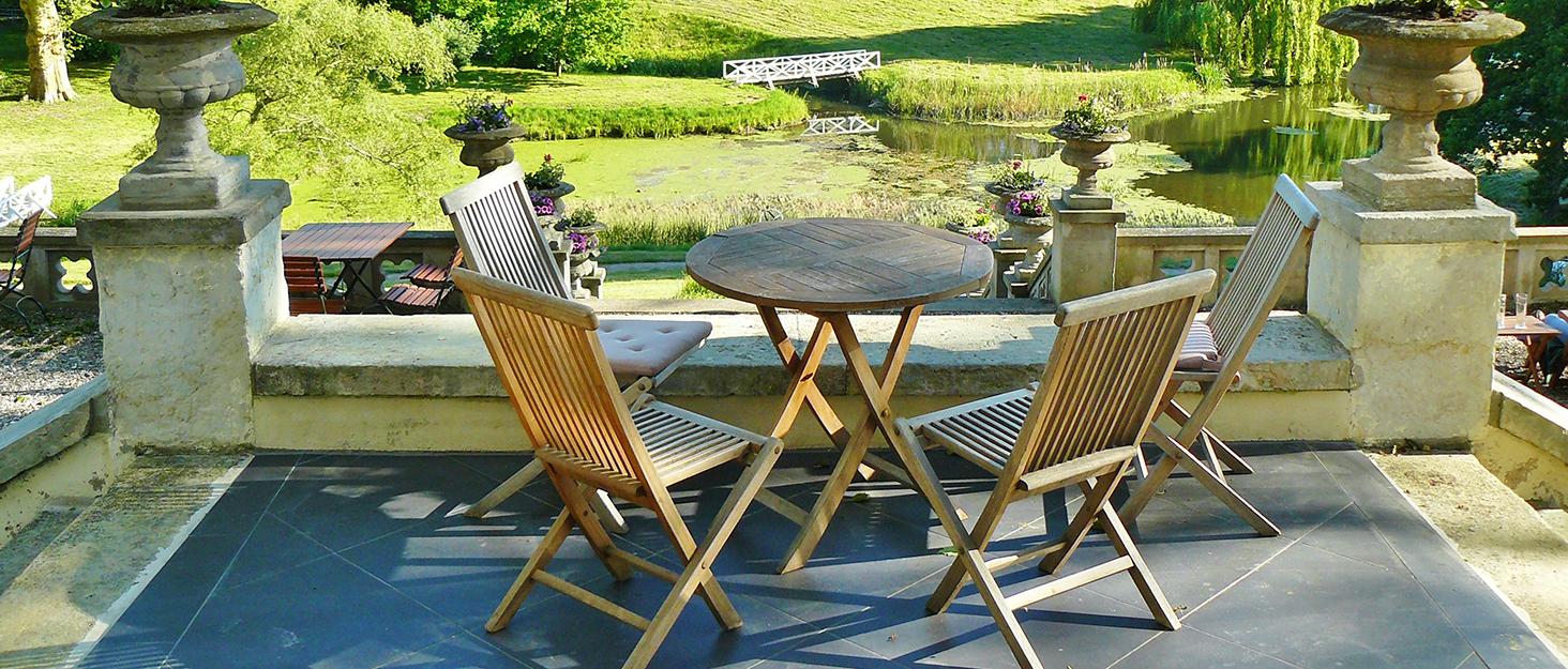 Aoxun Outdoor Patio Furniture Sets