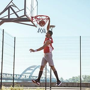 basketball rim hoop
