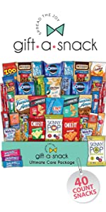 Gift a snack snack box