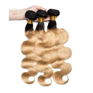 honey blonde bundles
