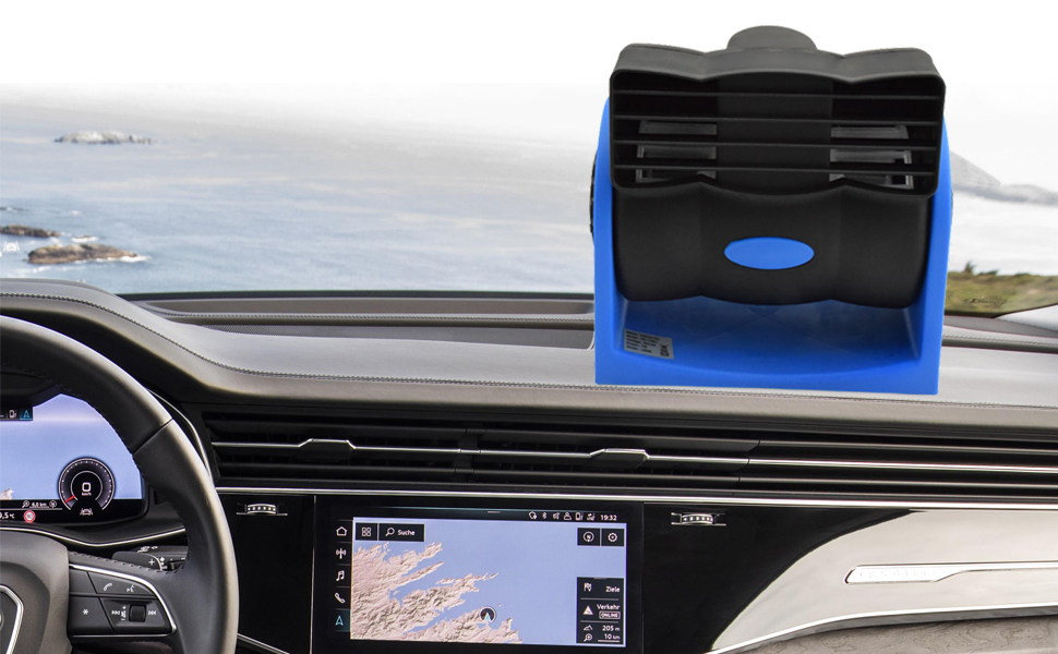 12v car cooling fan for auto