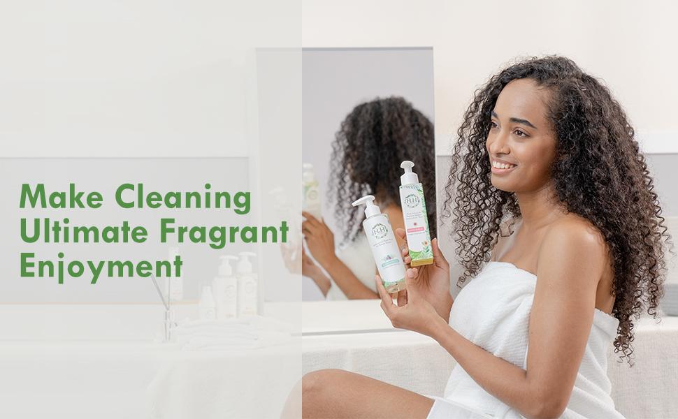 Feminine Wash + Panties Detergent