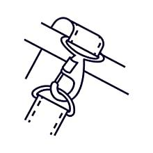 TurnNLock security hooks