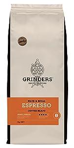 Espresso bag