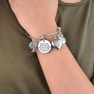 cremation bracelet for ashes