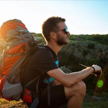 walkie talkies for hiking