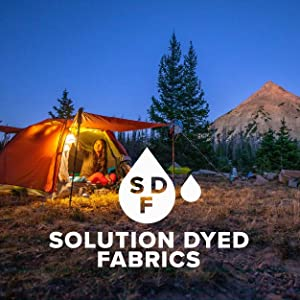 Big Agnes Backpacking Tents Solution Dye